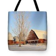 Chickasaw Farm Tote Bag
