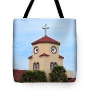 Chicken Church Tote Bag