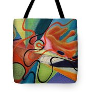 Chicken Extract Tote Bag