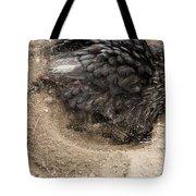 Chicken Scratchin Tote Bag