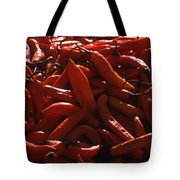 Chiclayo Peppers #1 Tote Bag