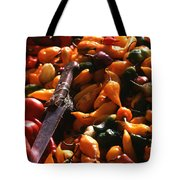 Chiclayo Peppers #2 Tote Bag