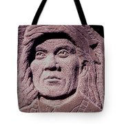 Chief-cochise-2 Tote Bag