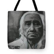 Chief Dan George Tote Bag