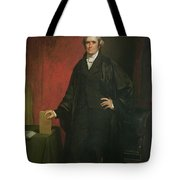 Chief Justice Marshall Tote Bag