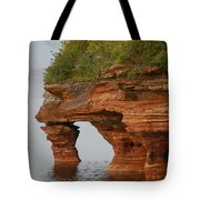 Devil's Island  Tote Bag
