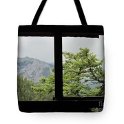 Chief Ouray Mine View Tote Bag