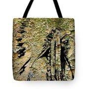 Chief Sitting Bull History Tote Bag