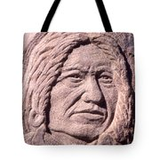 Chief-spotted-tail Tote Bag