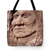 Chief-washakie Tote Bag