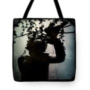 Child And Bird Tote Bag