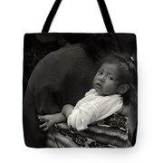 Child Of Chichicastenango Tote Bag