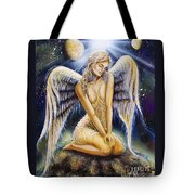 Child Of Stars Tote Bag