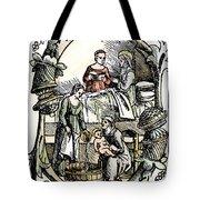Childbirth, 1499 Tote Bag