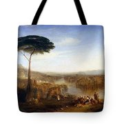 Childe Harold's Pilgrimage Tote Bag
