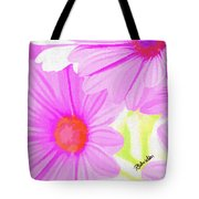 Childhood Innocence Tote Bag