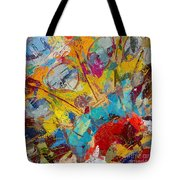 Childhood Memories Tote Bag