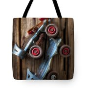 Childhood Skates Tote Bag