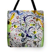 Childlike Innocence Tote Bag