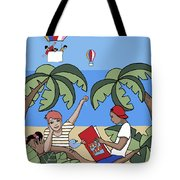Children 1 Tote Bag