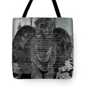 Children Learn What They Live Tote Bag
