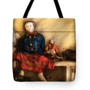 Children - Toys - Assorted Dolls Tote Bag