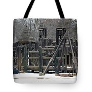 Children Will Play Tote Bag