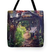 Childrens Garden - Please Duck Tote Bag