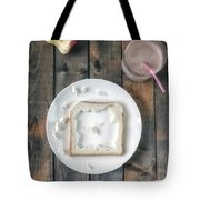 Child's Menu Tote Bag by Joana Kruse