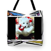 Child's Teddy Bear Tote Bag