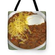 Chili Con Carne Tote Bag