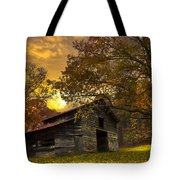 Chill Of An Early Fall Tote Bag