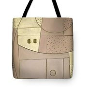 Chilled Purple Haze Tote Bag