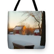 Chilled Seat Tote Bag