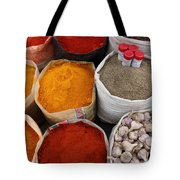 Chilli Powders 4 Tote Bag