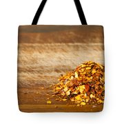 Chilli Seeds Tote Bag