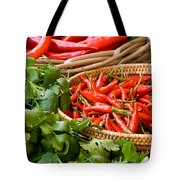 Chillies 04 Tote Bag