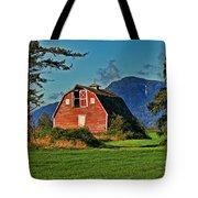 Chilliwack Barn Tote Bag