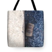 Chimay Wine Cork Tote Bag