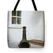Chiminea Tote Bag