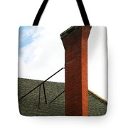 Chimney Tote Bag