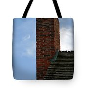 Chimney Moon Tote Bag