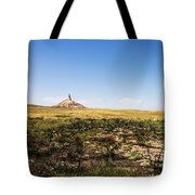 Chimney Rock - Bayard Nebraska Tote Bag