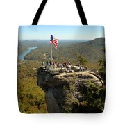 Chimney Rock II Tote Bag