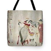 China Concubine & Horse Tote Bag