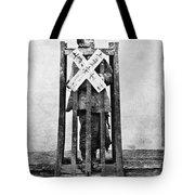 China Punishment, C1870 Tote Bag