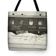 China Railroad, 1918 Tote Bag
