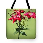 China Rose Tote Bag