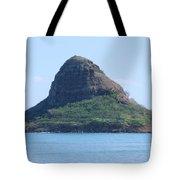 Chinaman's Cap Tote Bag