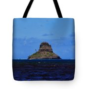 Chinaman's Hat Island-kane'ohe Bay Oahu Hawaii Tote Bag